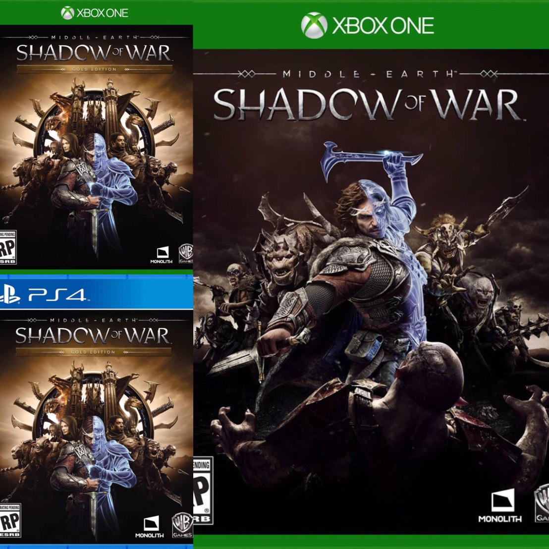 Game Leaks Continue for WB as Middle Earth: Shadow of War leaks via a Target website