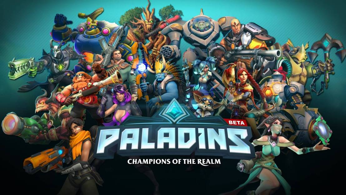 Paladins Console Beta Review